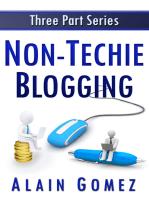 Non-Techie Blogging
