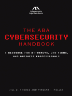 The ABA Cybersecurity Handbook: A Resource for Attorneys, Law Firms, and Business Professionals