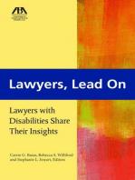 Lawyers, Lead On