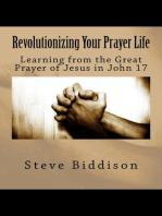 Revolutionizing Your Prayer Life (God's Locker Room, #3)