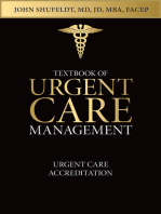 Textbook of Urgent Care Management: Chapter 11, Urgent Care Accreditation
