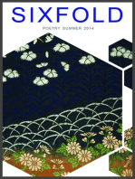 Sixfold Poetry Summer 2014