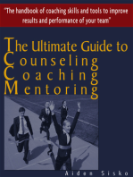 The Ultimate Guide to Counselling,Coaching and Mentoring