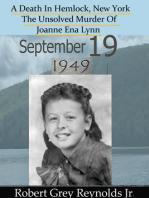A Death In Hemlock, New York The Unsolved Murder Of Joanne Ena Lynn