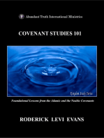 Covenant Studies 101