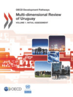 Multi-dimensional Review of Uruguay:  Volume 1: Initial Assessment