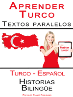 Aprender Turco - Textos paralelos - Historias Bilingüe (Turco - Español)
