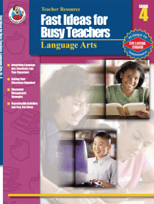 Fast Ideas for Busy Teachers: Language Arts, Grade 4