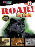 ROAR! Big Cats