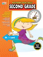 Mastering Basic Skills® Second Grade Workbook
