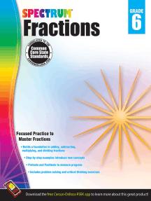 Fractions, Grade 6