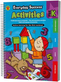 Everyday Success™ Activities Prekindergarten