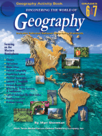 Discovering the World of Geography, Grades 6 - 7