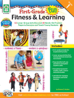 First Grade Fun, Fitness & Learning, Grade 1
