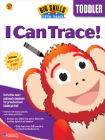 I Can Trace, Grade Toddler