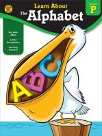The Alphabet, Grade PK