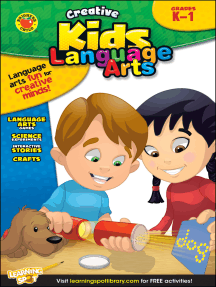 Language Arts, Grades K - 1