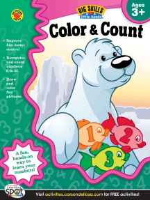Color & Count, Ages 3 - 5