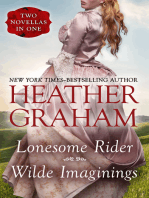 Lonesome Rider and Wilde Imaginings