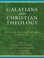 Galatians and Christian Theology
