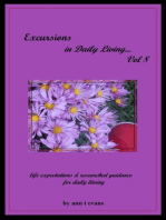 Excursions in Daily Living... Vol 8
