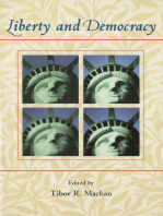 Liberty and Democracy