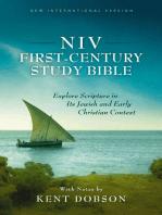 NIV, First-Century Study Bible, eBook