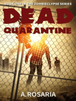 Dead Quarantine (Zombieclypse, #1)