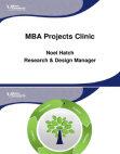 MBA Research Project on Clinic