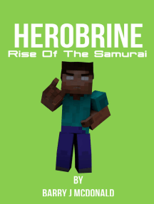Herobrine Rise of the Samurai