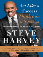 Act Like a Success, Think Like a Success