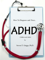 How To Assess and Treat ADHD (Children and Adults)