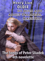 So Much Ado About Paleness, Maestro!