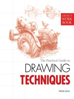 The Practical Guide to Drawing Techniques: [Artist's Workbook]