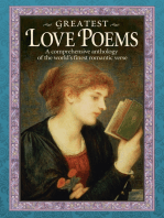 Greatest Love Poems