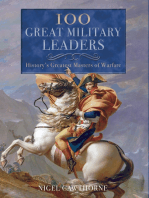100 Great Military Leaders