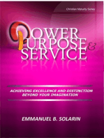 Power, Purpose and Service