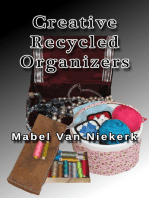 Creative Recycled Organizers