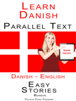 Learn Danish - Parallel Text - Easy Stories (Danish - English) Bilingual