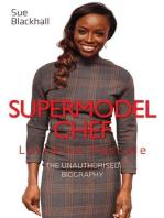 Supermodel Chef Lorraine Pascale