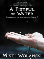 A Fistful of Water (Chronicles of Marsdenfel, #3)