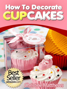How To Decorate Cupcakes: Cake Decorating for Beginners, #2