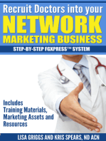 Recruit Doctors into your Network Marketing Business
