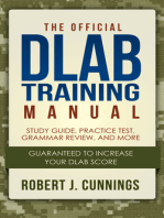 The Official DLAB Training Manual: Study Guide and Practice Test