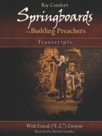 Springboards for Budding Preachers