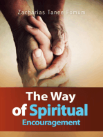 The Way Of Spiritual Encouragement