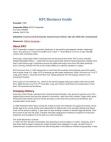 KFC Business Guide