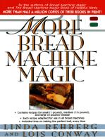 More Bread Machine Magic