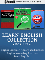 Learn English Collection Box Set