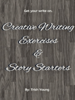 Creative Writing Exercises and Story Starters